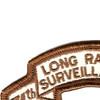 74th LRS Infantry Desert Patch | Upper Left Quadrant