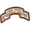 74th LRS Infantry Desert Patch