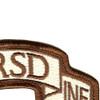 74th LRSD Infantry Desert Patch | Upper Right Quadrant