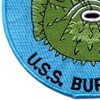 USS Burrfish SS-312 Diesel Electric Submarine Small Patch | Lower Left Quadrant