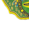 USS Bremerton SSN 698 Nuclear Attack Submarine Small Patch | Lower Left Quadrant