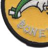 USS Bonefish SS 582 Diesel Electric Submarine Small Patch | Lower Left Quadrant