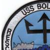 USS Bolster ARS-38 Patch   Upper Left Quadrant