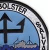 USS Bolster ARS-38 Patch   Upper Right Quadrant