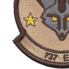 737th Expeditionary Airlift Squadron Patch   Lower Left Quadrant
