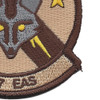 737th Expeditionary Airlift Squadron Patch   Lower Right Quadrant