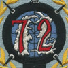 72nd Mine Division Patch   Center Detail