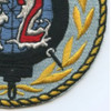 72nd Mine Division Patch   Lower Right Quadrant