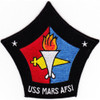USS MarsT AFS-1 Combat Stores Ship Patch