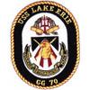 USS Lake Erie CG-70 Patch