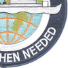 USS Kretchmer DER-329 Patch   Lower Right Quadrant