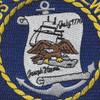 USS Joseph Hewes DE 1078   Center Detail