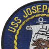 USS Joseph Hewes DE 1078   Upper Left Quadrant