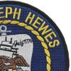 USS Joseph Hewes DE 1078   Upper Right Quadrant