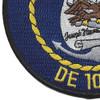 USS Joseph Hewes DE 1078   Lower Left Quadrant