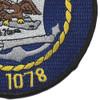 USS Joseph Hewes DE 1078   Lower Right Quadrant