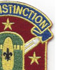 71st Ordnance Group Patch With Distinction And Valor | Upper Right Quadrant