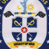 USS Indianapolis LCS-17 Patch   Center Detail