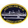 USS Holland AS-32 Association Patch