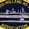 USS Holland AS-32 Association Patch | Center Detail