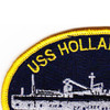 USS Holland AS-32 Association Patch | Upper Left Quadrant