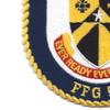 USS Hawes FFG-53 Frigate Ship Patch   Lower Left Quadrant
