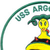 USS Argonaut SS-166 Patch | Upper Left Quadrant