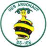 USS Argonaut SS-166 Patch