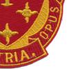711th Maintenance Battalion Patch | Lower Right Quadrant