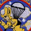 711th Airborne Ordnance Battalion Patch | Center Detail