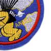 711th Airborne Ordnance Battalion Patch | Lower Right Quadrant