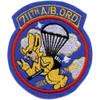 711th Airborne Ordnance Battalion Patch
