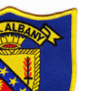 USS Albany CG-10 Patch | Upper Right Quadrant