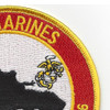 U.S. Marine Corps Operation Power Pack Patch | Upper Right Quadrant