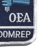 U.S. Forces Dominican Republic Patch | Lower Right Quadrant