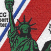 U.S. Coast Guard Support Center New York Patch | Center Detail