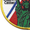 U.S. Coast Guard Support Center New York Patch | Lower Left Quadrant
