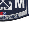 U.S. Coast Guard BM-Boatswains Mate Patch | Lower Right Quadrant