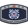 USCG Retired Veteran Patch