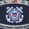 USCG Retired Veteran Patch | Center Detail