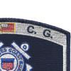 USCG Retired Veteran Patch | Upper Right Quadrant