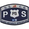 USCG Port Security Specialist MOS Patch
