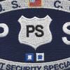 USCG Port Security Specialist MOS Patch | Center Detail