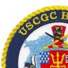 USCGC Healy WAGB-20 Patch   Upper Left Quadrant