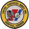 USCGC Cherokee WMEC 165 Patch
