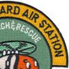 USCG Air Station Astoria, Oregon Patch | Upper Right Quadrant