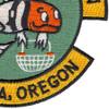 USCG Air Station Astoria, Oregon Patch | Lower Right Quadrant