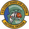 USCG Air Station Astoria, Oregon Patch