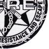 US ARMY SERE School Patch Survival Evasion Resistance Escape | Lower Right Quadrant