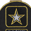U.S. Army Emblem Christmas Tree Ornament | Center Detail